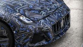 Maserati Gran Turismo, la prima elettrica del Tridente