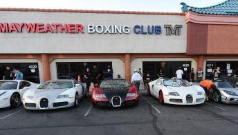 Floyd Mayweather compra 10 auto in una settimana