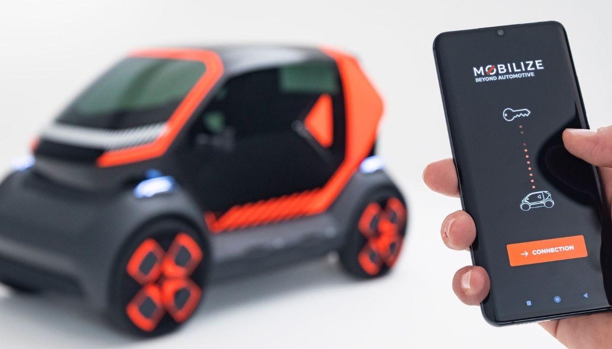 Mobilize, smart mobility del futuro