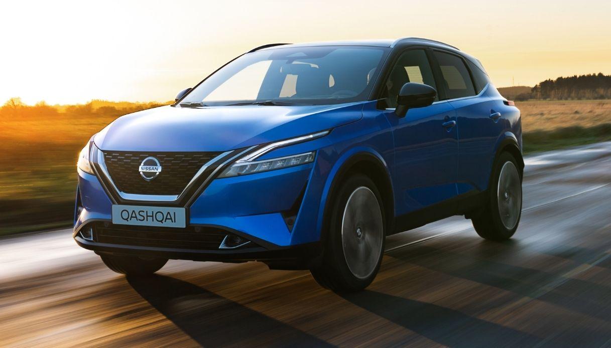 Nuova Qashqai, la scelta di Nissan