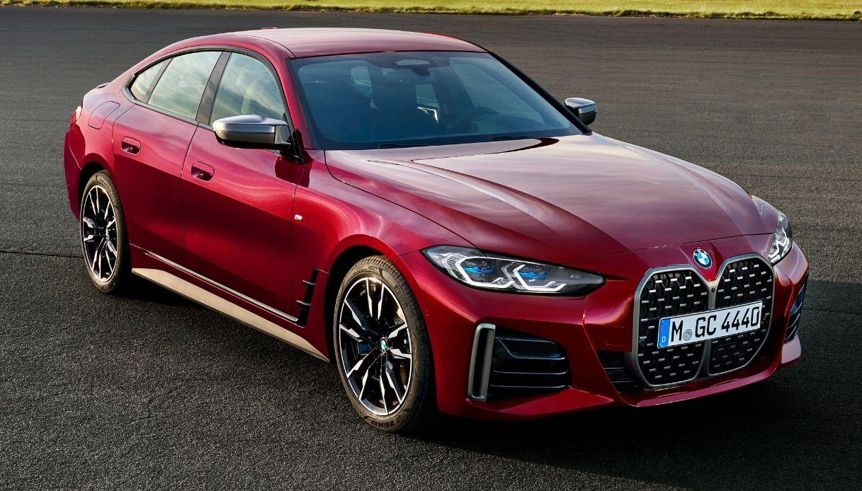 BMW presenta la seconda generazione di Serie 4 Gran Coupé
