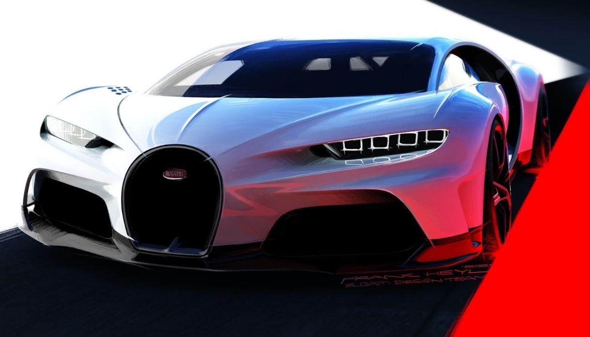 Presentata la nuova Bugatti Chiron Super Sport