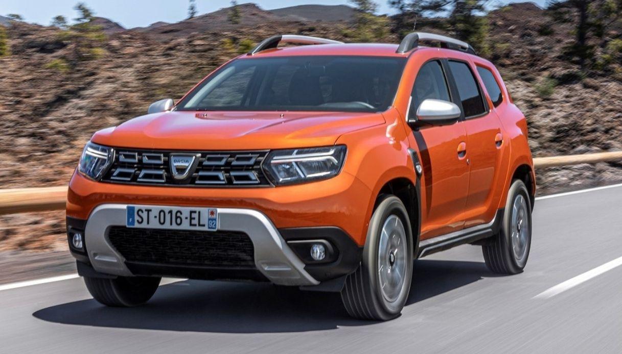 Dacia Duster, svelata la nuova generazione