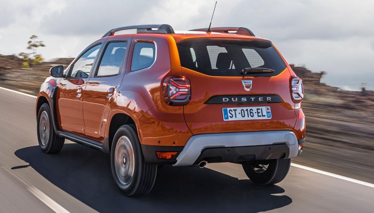 Presentato il nuovo Dacia Duster