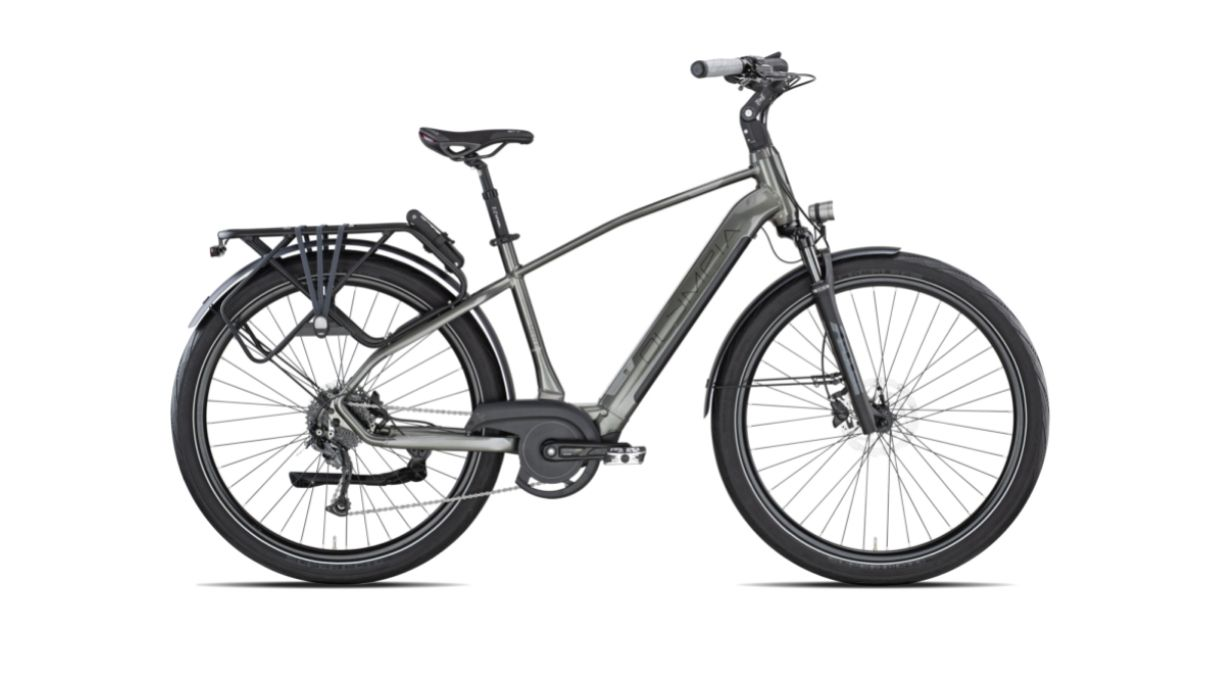 Speedster, la bici elettrica da record di lympia