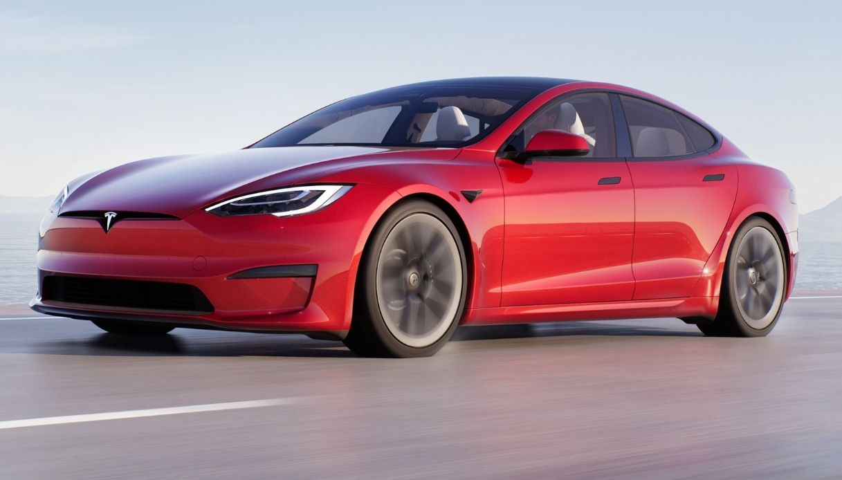 La Tesla più veloce di sempre