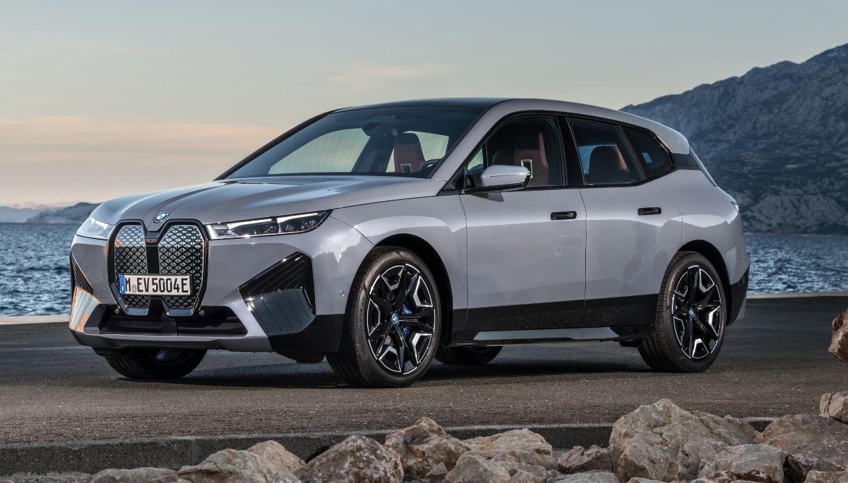 BMW iX, el SUV eléctrico llega en noviembre