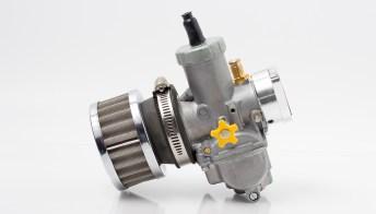 Come regolare la carburazione della moto