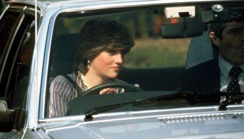 La Ford Escort del 1981 di Lady Diana sarà messa all'asta