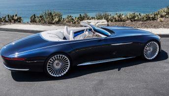 La nuova Batmobile sarà una Mercedes