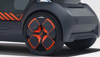 Renault Mobilize, tre nuovi microveicoli elettrici per la mobilità del futuro