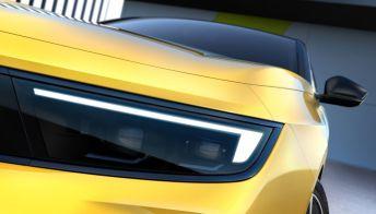 Nuova Opel Astra: le prime immagini ufficiali
