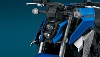 Suzuki svela la nuova e moderna street-fighter