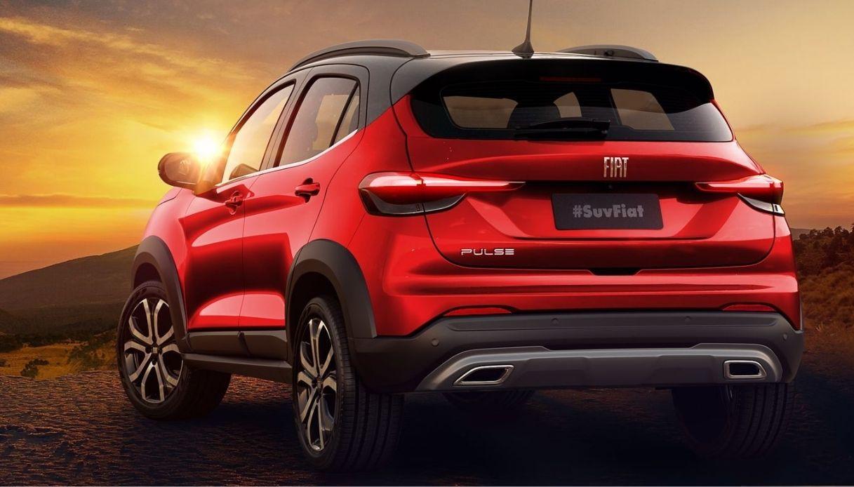 Il nuovo Fiat Pulse per il Brasile