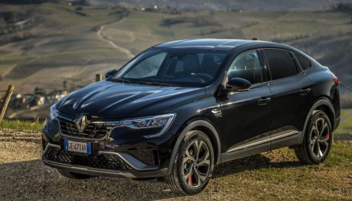 Renault Arkana, il SUV di successo