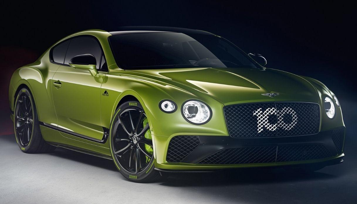 Record storico per Bentley