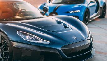 Bugatti e Rimac, alleanza per le hypercar da sogno