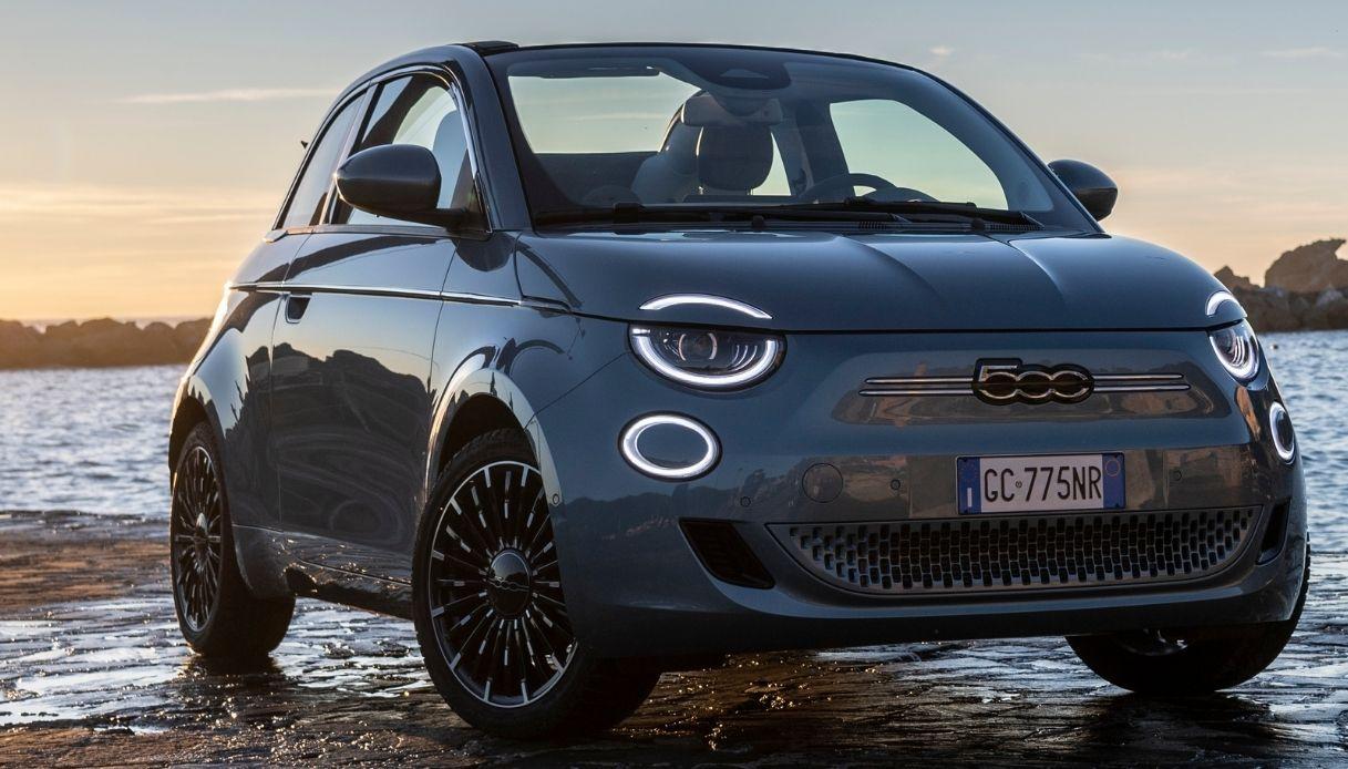 Debutto in Israele per Fiat 500