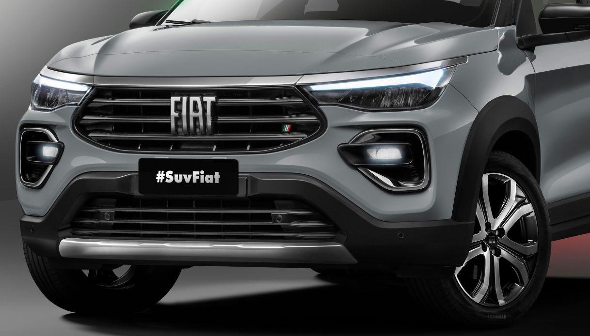 In arrivo il SUV Fiat del futuro