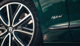 Bentley, una nuova ibrida nella famiglia delle auto di lusso