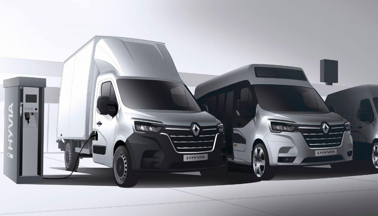 Mobilità a idrogeno, la rivoluzione di Renault