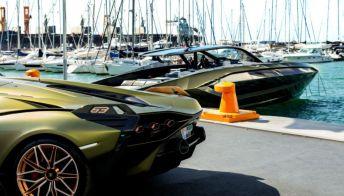 Il nuovo motoryacht firmato da Lamborghini