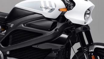 La nuova moto elettrica di Harley Davidson