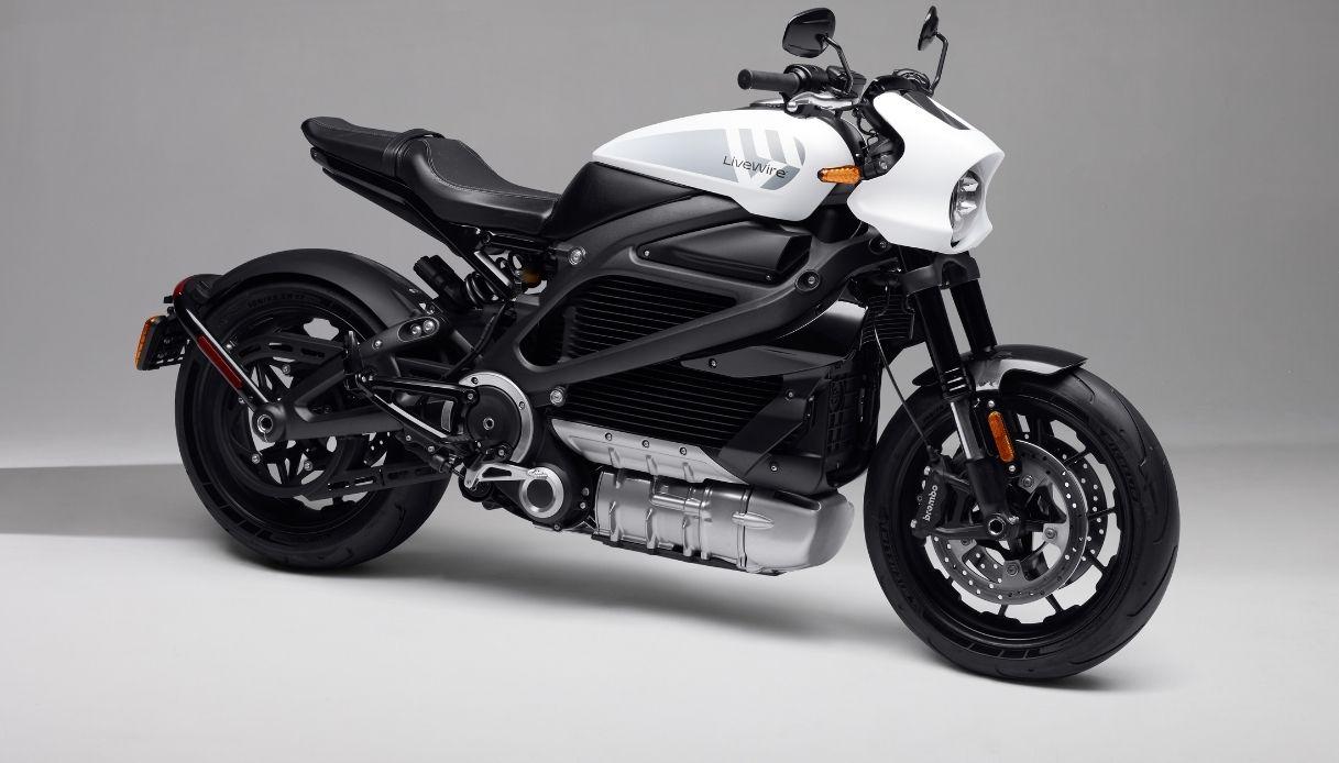 Gran debutto per Harley Davidson LiveWire ONE