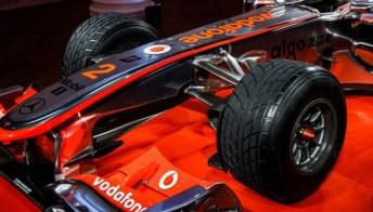 Prezzo record per la McLaren di Hamilton che vinse contro Schumacher