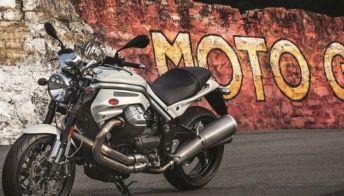 Moto Guzzi celebra i 100 anni con un libro