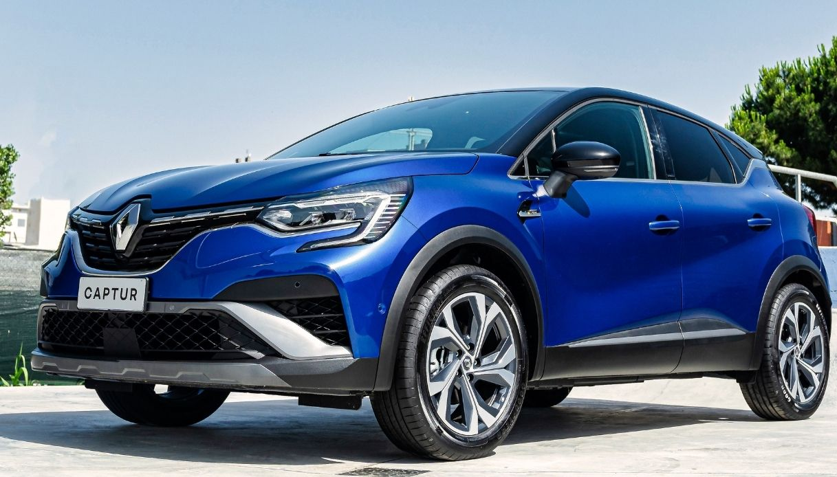 Tecnologia ibrida innovativa per Renault Captur