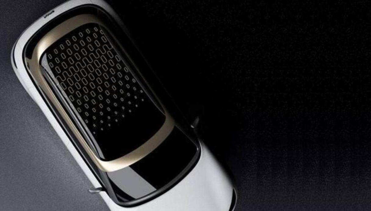 SUV 100% elettrico Smart: la prima foto