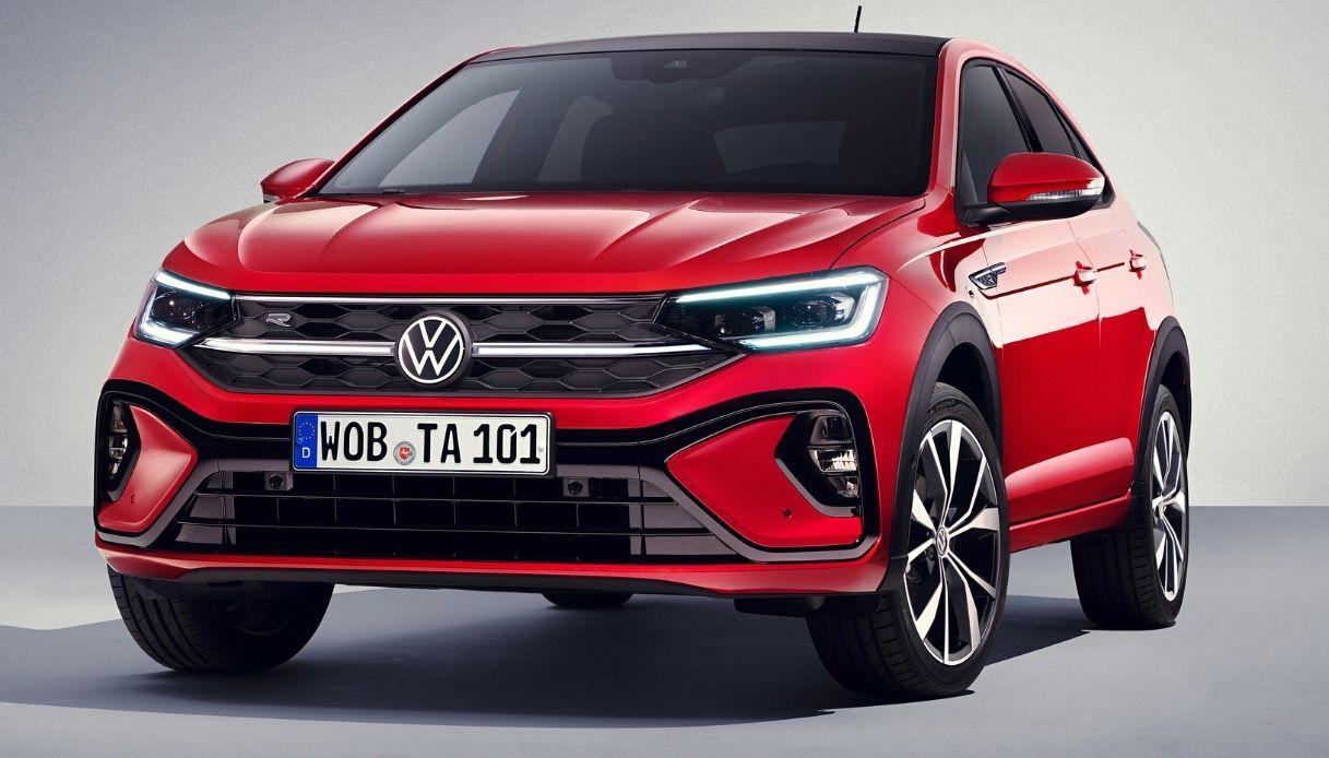 Svelato il nuovo Volkswagen Taigo