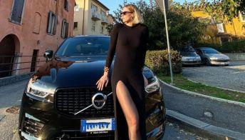 Il SUV 'cattivo' di Federica Pellegrini