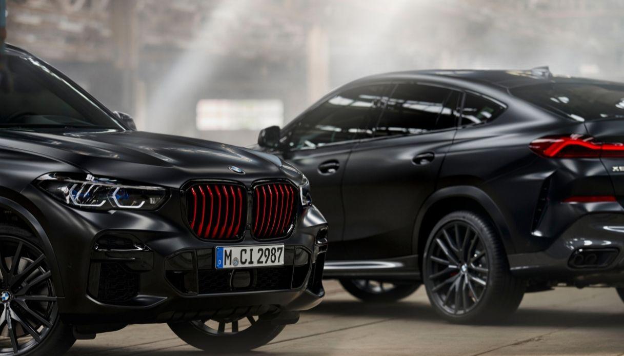 Le nuove edizioni di BMW X5, X6 e X7