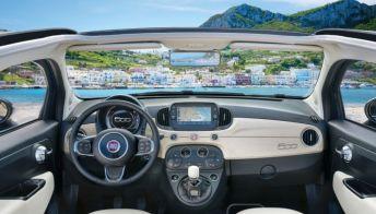 Fiat 500 Yachting, versione esclusiva con vista mare