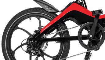 Ducati presenta la sua nuova eBike MG-20, completamente in magnesio