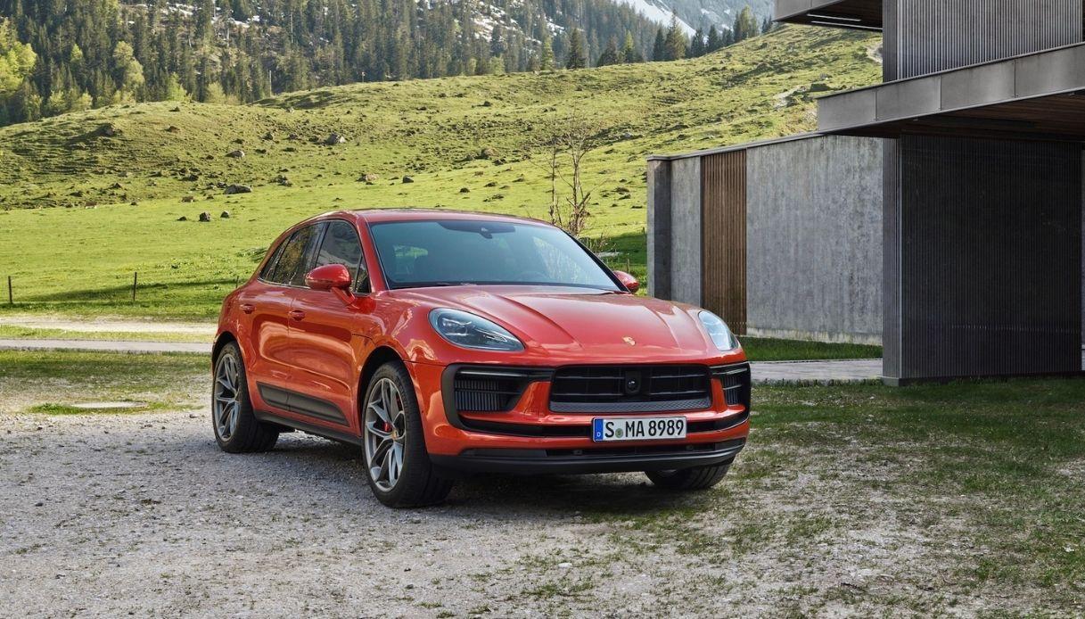 Macan, la nuova Porsche sportiva
