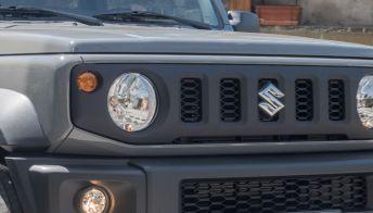 Suzuki JIMNY, il mitico fuoristrada ora è anche con omologazione N1. Video