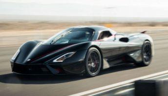 È falso il record dell'auto più veloce del mondo