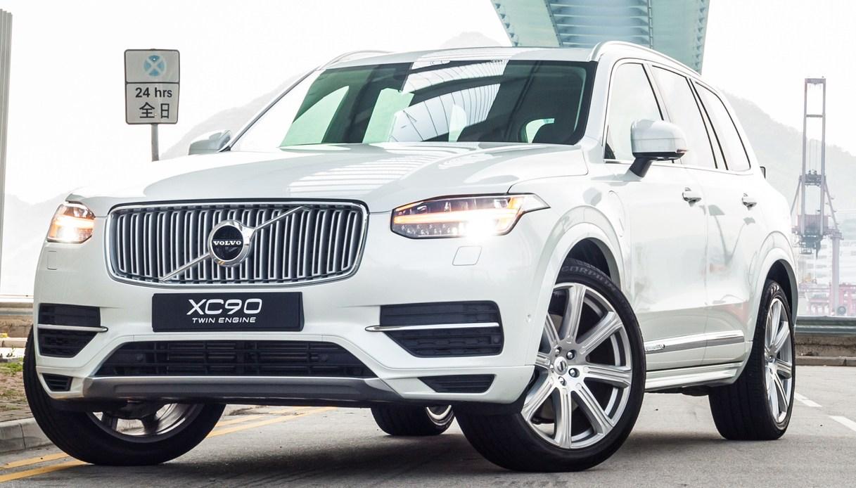 Volvo cambia nome ai propri modelli