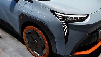 Il primo SUV al mondo con batterie al grafene