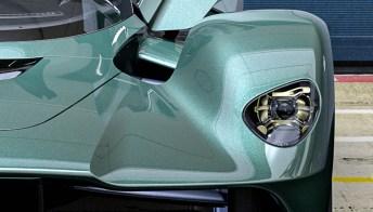 Aston Martin svela la hypercar spider da Formula 1