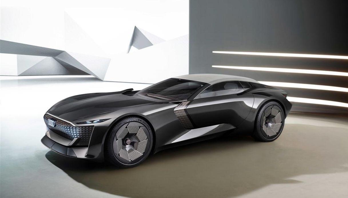 Skysphere, la mobilità del futuro secondo Audi