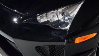 Lexus LFA, l'edizione da sogno venduta all'asta per 1,6 milioni