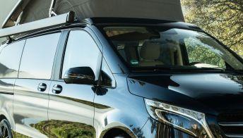 Camper Mercedes: le novità in arrivo sul mercato