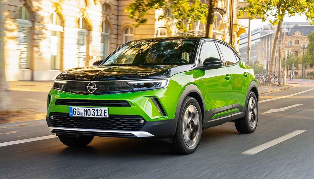 Successo della nuova Opel Mokka