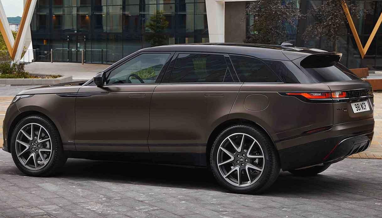 Range Rover Velar arriva nella versione Auric Edition