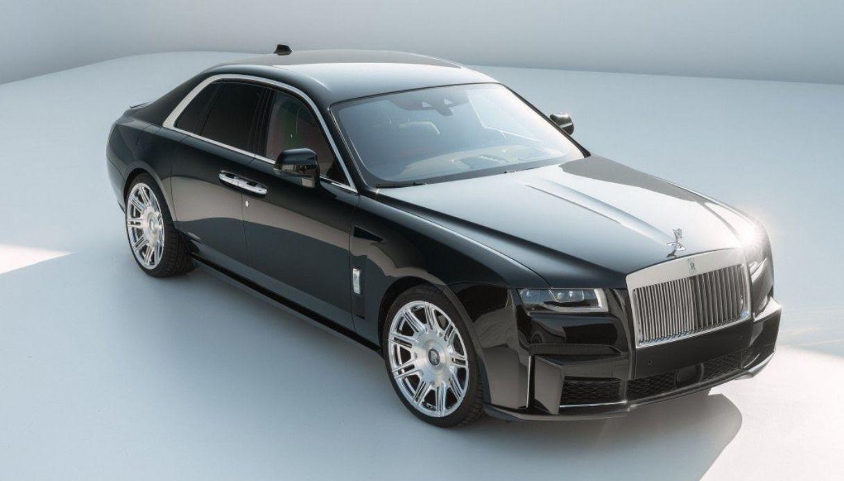 Spofec, modifiche su misura a Rolls Royce Ghost