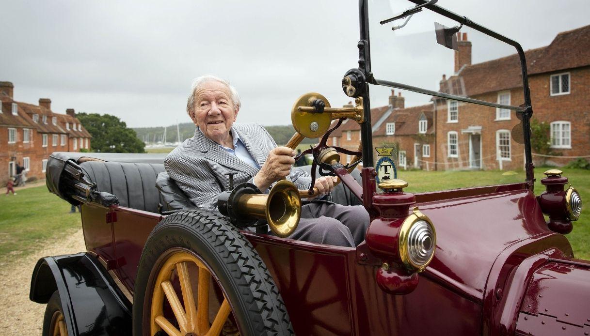 Harold Baggott, una vita con Ford